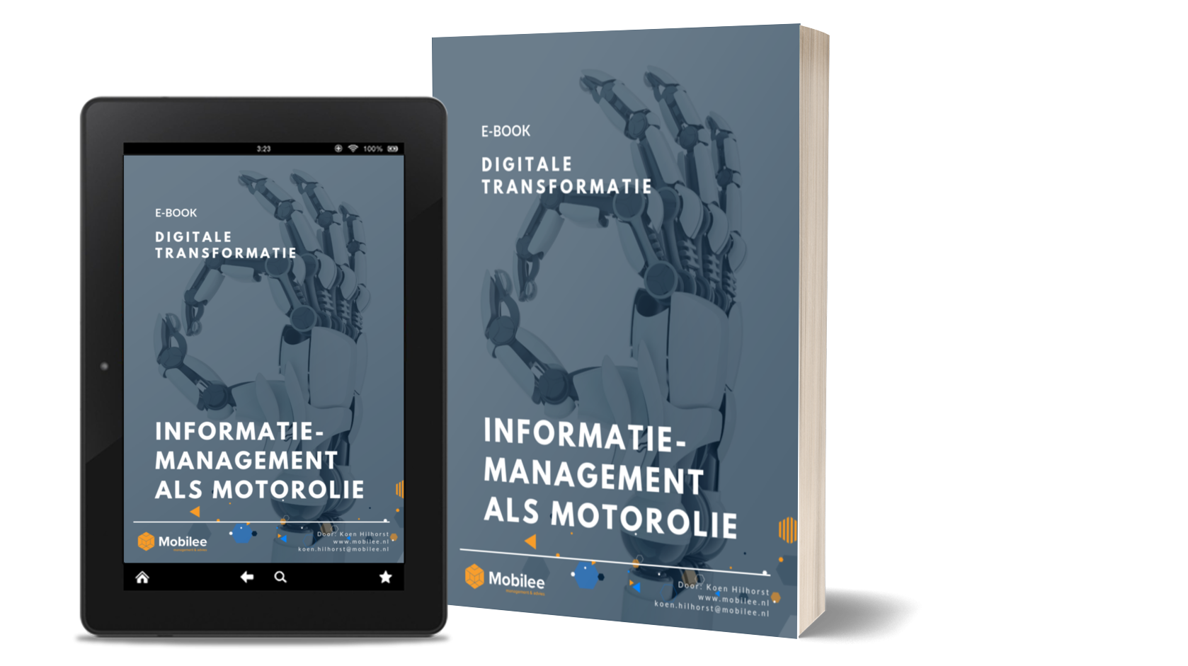 digitale transformatie informatiemanagement Mobilee
