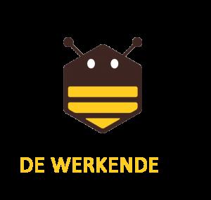 De werkende bij logo Mobilee