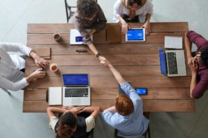 Samenwerking business en it