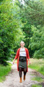 Interview Mobilee'er Anne Wever creatieve oplosser en strikjeslegger