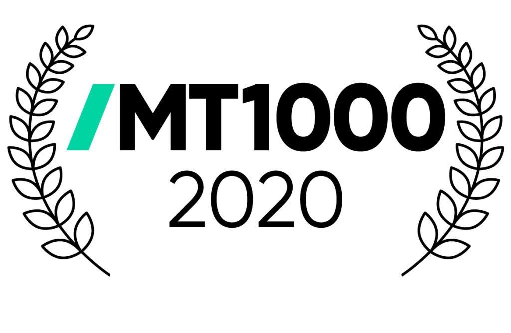 Logo MT1000 winnaars