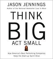 Jason Jennings Think Big act Small IT Gemeente Utrecht