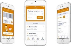 De app van PostNL voorbeeld digitale transformatie