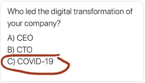 Hybride werken in de toekomst