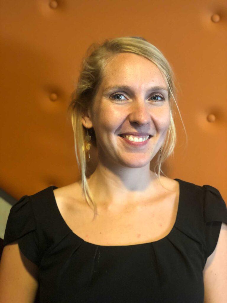Consultant Elise Blanken: muzikaal talent